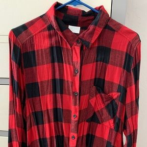 ABOUND Buffalo Plaid Shirt